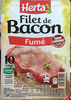 Filet de Bacon fumé -