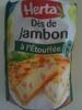 Dés de Jambon à l'Étouffée - Produit