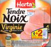 Tendre Noix, Virginie Fumé & Adouci au miel (4 Tranches + 2 Gratuites) - Produit
