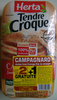 Tendre croque campagnard -