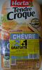 Tendre croque chêvre - Product