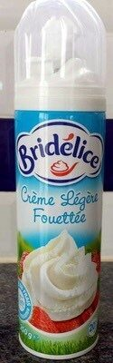 Crème légère fouettée - Produit - fr