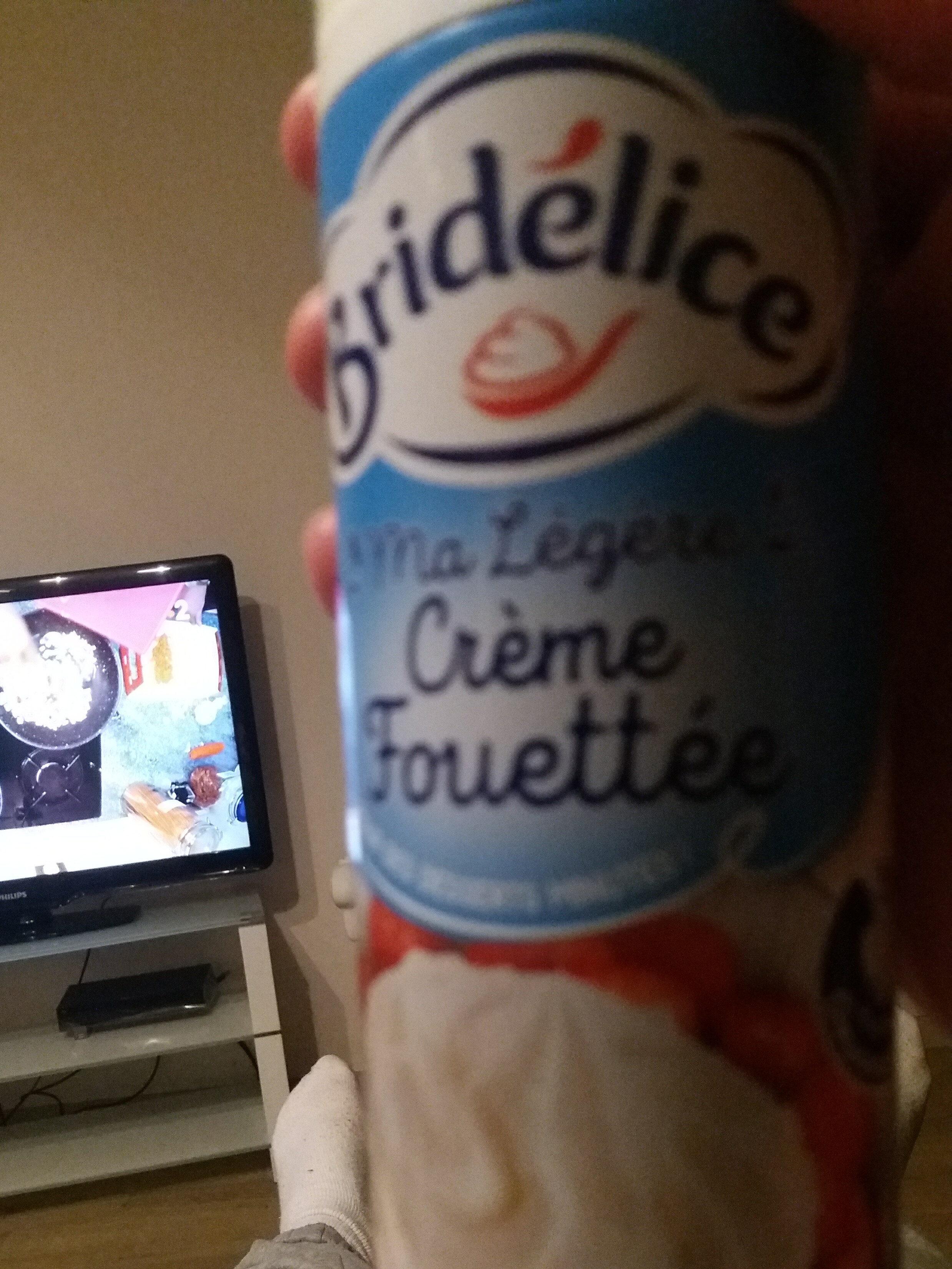 Crème fouettée - Produit - fr