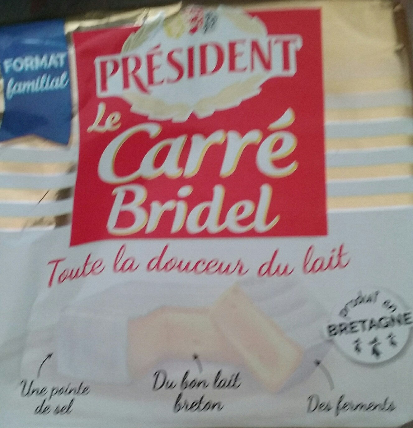 Carré Président - Product