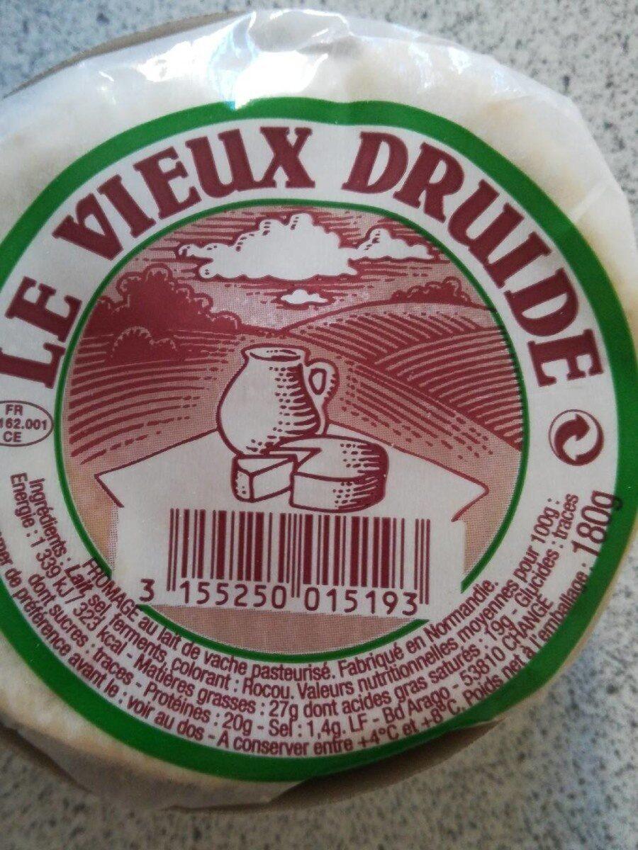 LE VIEUX DRUIDE - Produit