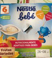 Nestlé Bebé - Producto - fr