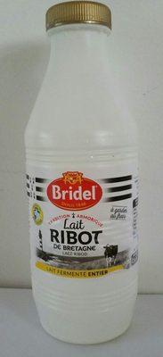 Lait ribot - Ingrédients - fr