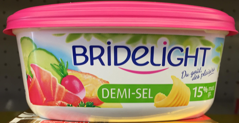 Beurre demi-sel 15% mg - Produit