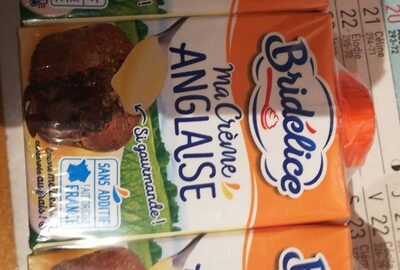 Ma crème Anglaise - Prodotto - fr