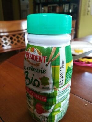 Crème entière biologique fluide 30% Mat. Gr. uht - Voedingswaarden - fr