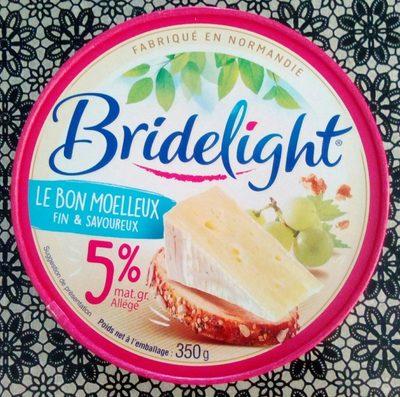 Bridelight (5%MG) - 350 g - Ingrédients
