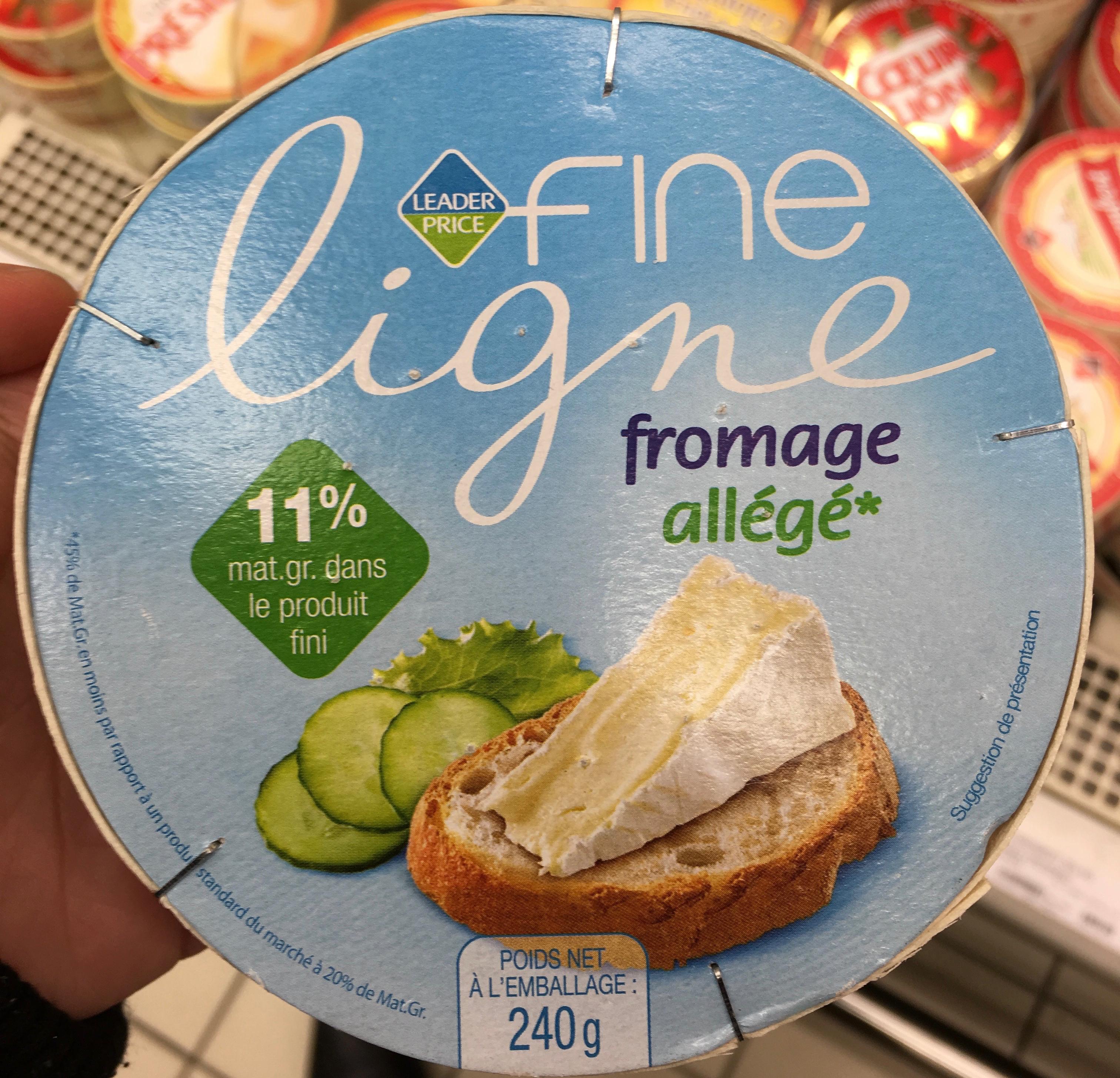 Fine ligne Fromage Allégé - Product - fr