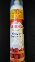 Crème chantilly ferme et onctueuse - Product - fr