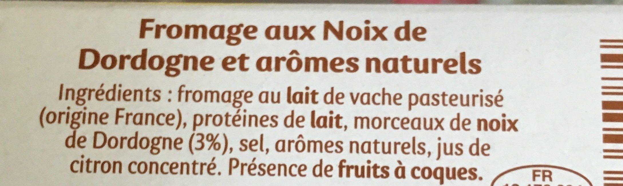 Noix de Dordogne - Ingrédients - fr