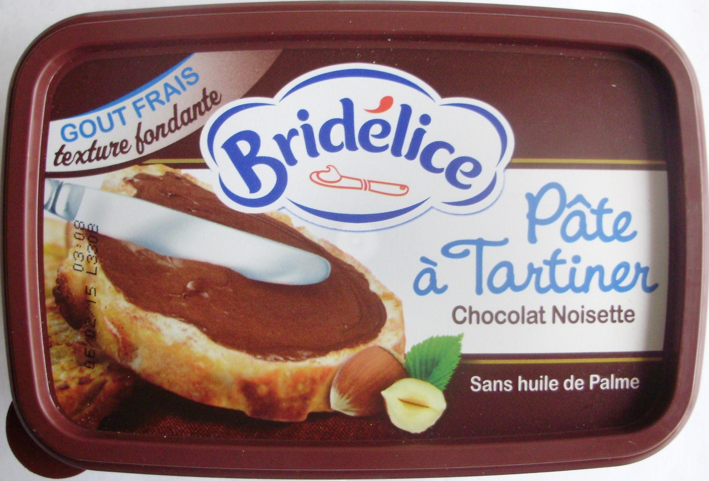 Pâte à Tartiner - Chocolat Noisette - Produit