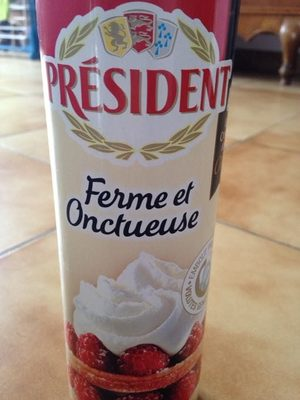 Chantilly Ferme et Onctueuse - Product