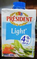 Spécialité laitière fluide stérilisée UHT à 4% de mat.gr. - Produit - fr