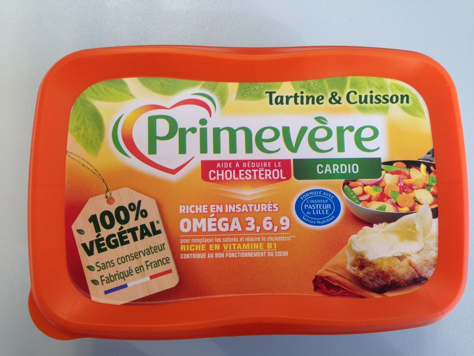 Primevère Tartine & Cuisson - Product - fr