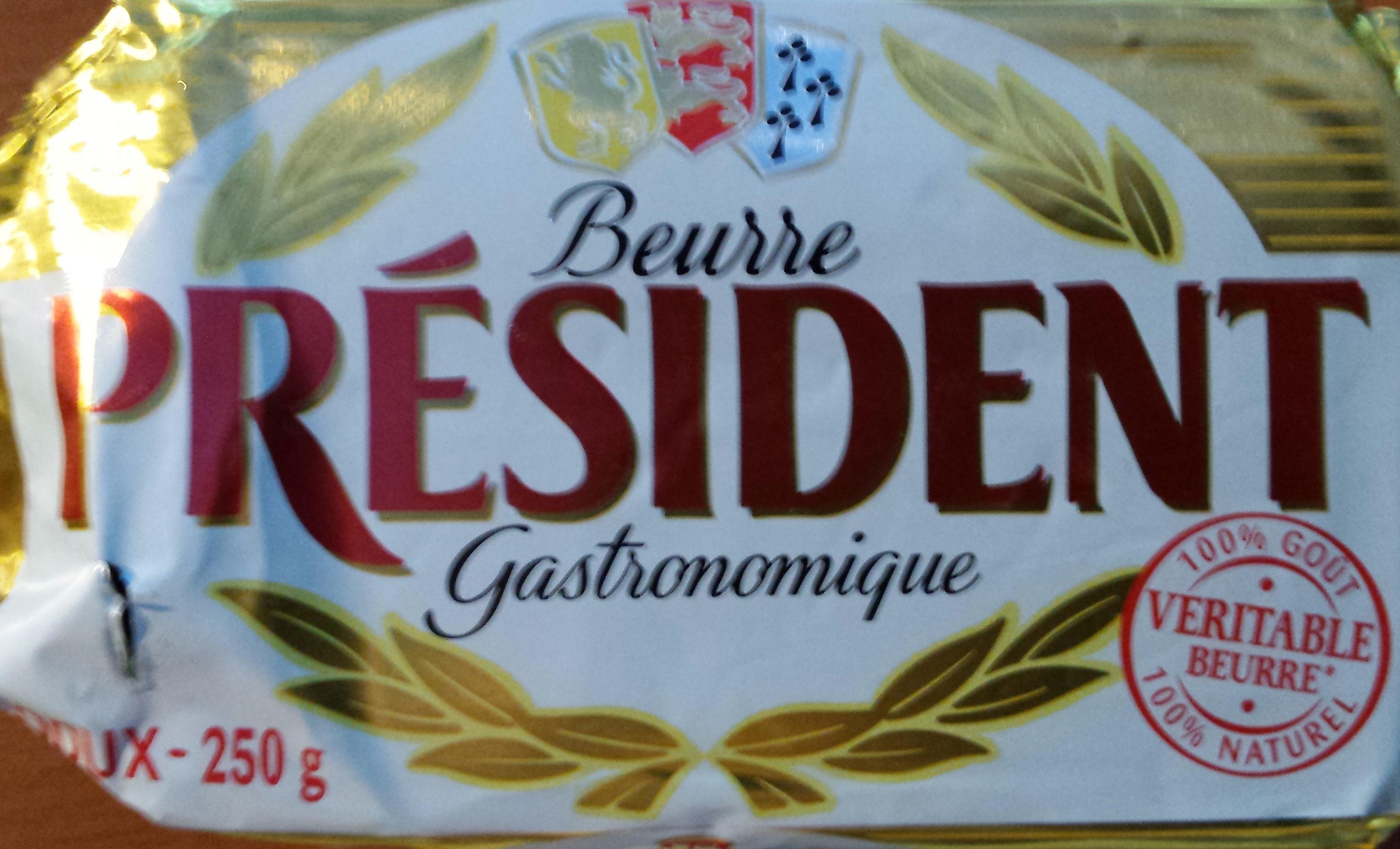 Beurre Doux (82% MG) Gastronomique - Prodotto - fr