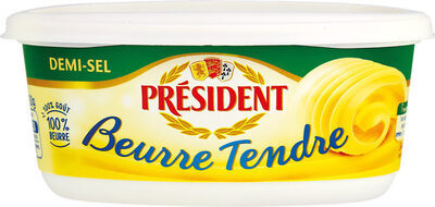 Beurre Tendre Demi Sel - Product - fr