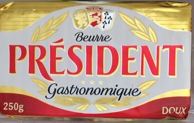 Beurre président - Product - fr
