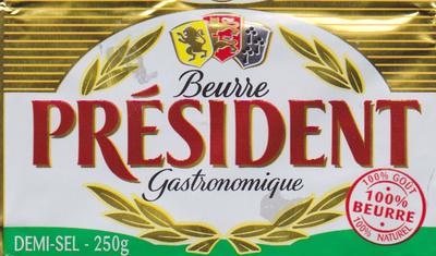 Beurre gastronomique demi-sel - Product