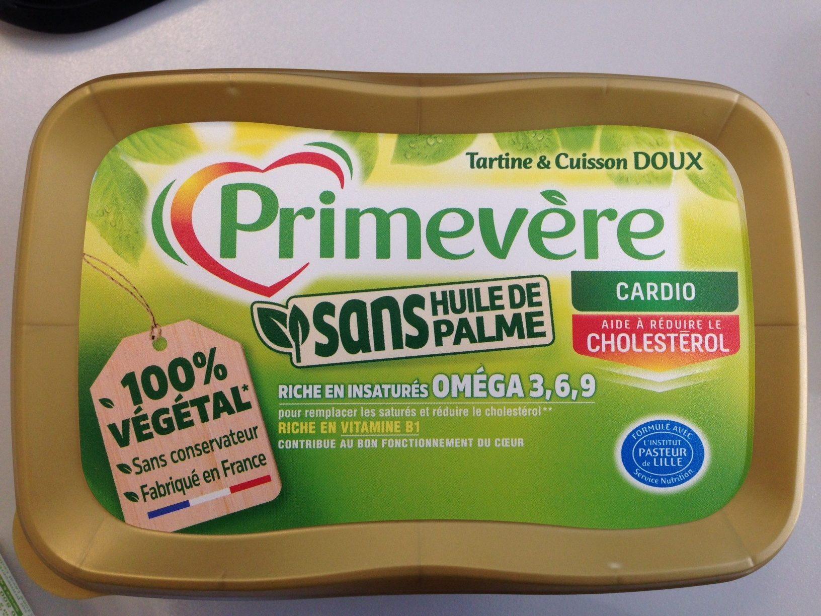 Primevère Sans huile de palme - Produit - fr