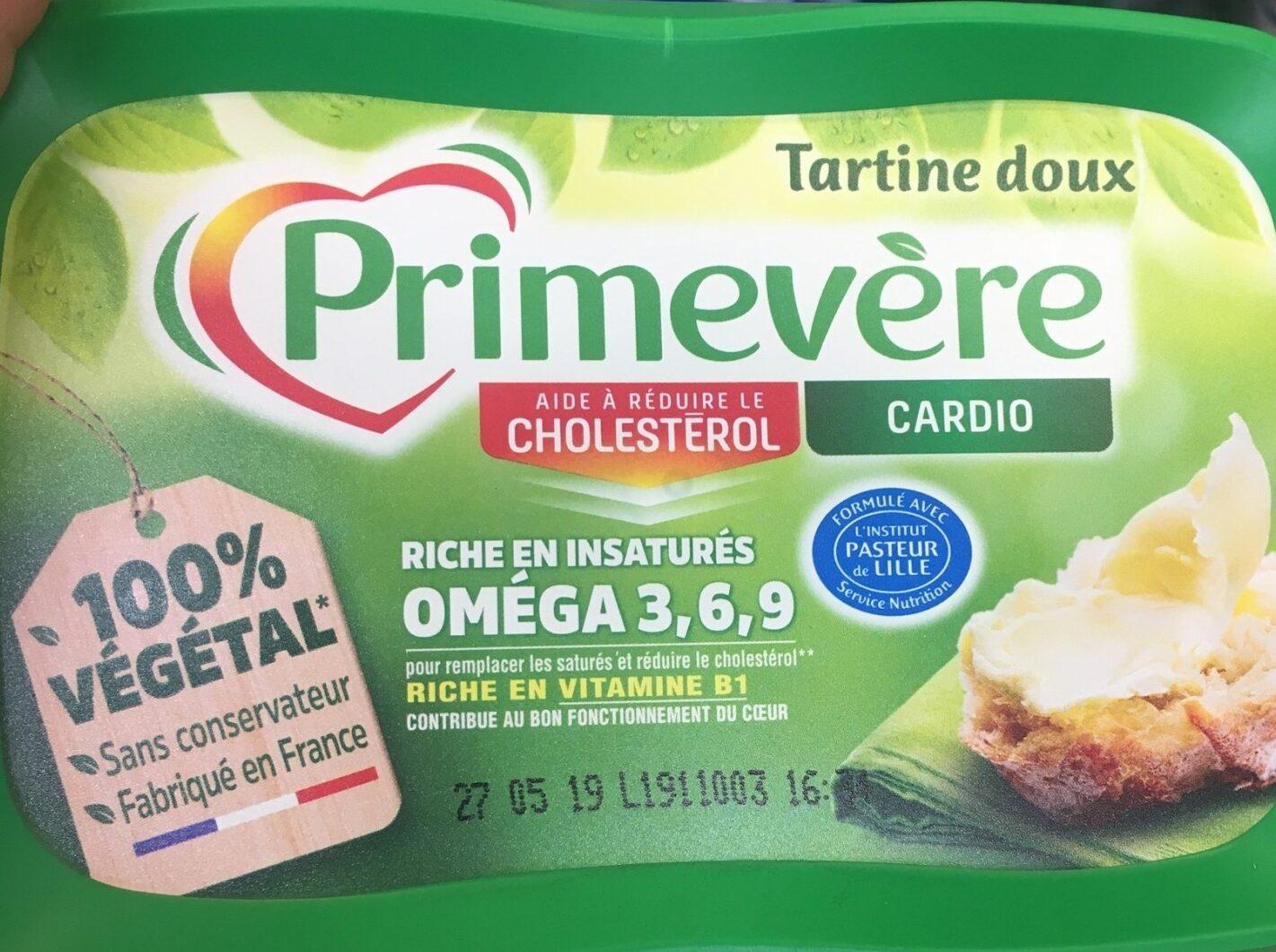 Primevère Tartine doux végétal - Product - fr