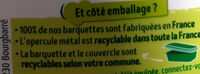 Primevère Tartine doux végétal - Recycling instructions and/or packaging information - fr