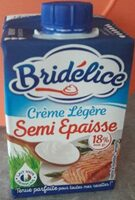 Crème légère semi-épaisse 18% Mat. Gr. - Produkt - fr
