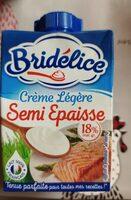 Crème Bridélice Légère Semi Epaise - Product - fr