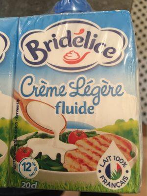 Crème légère fluide UHT 12% de Mat. Gr - Product - fr