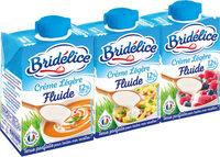 Bridélice Crème légère fluide 12%Mat. Gr. - Produit - fr