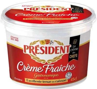 Crème fraiche gastronomique - Product