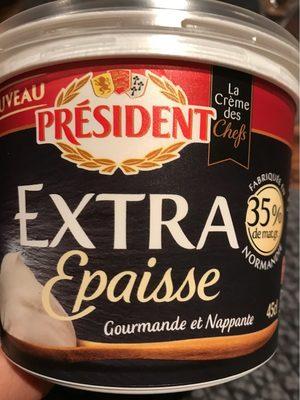 Extra épaisse gourmande et nappante - Produit - fr