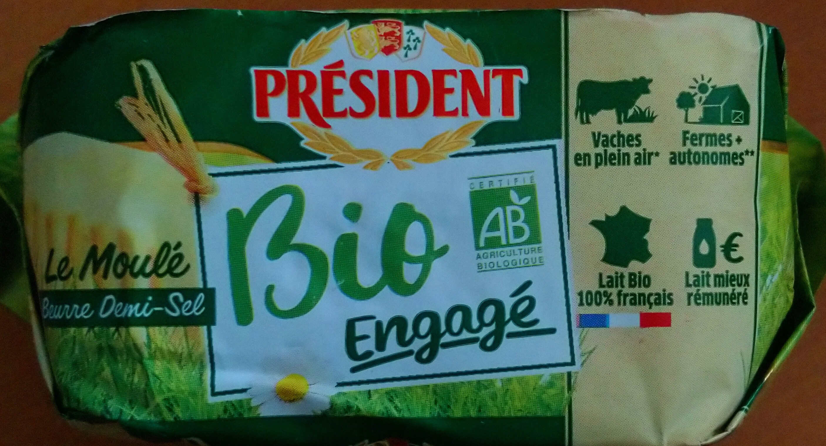 Le moulé Bio Engagé - Product - fr