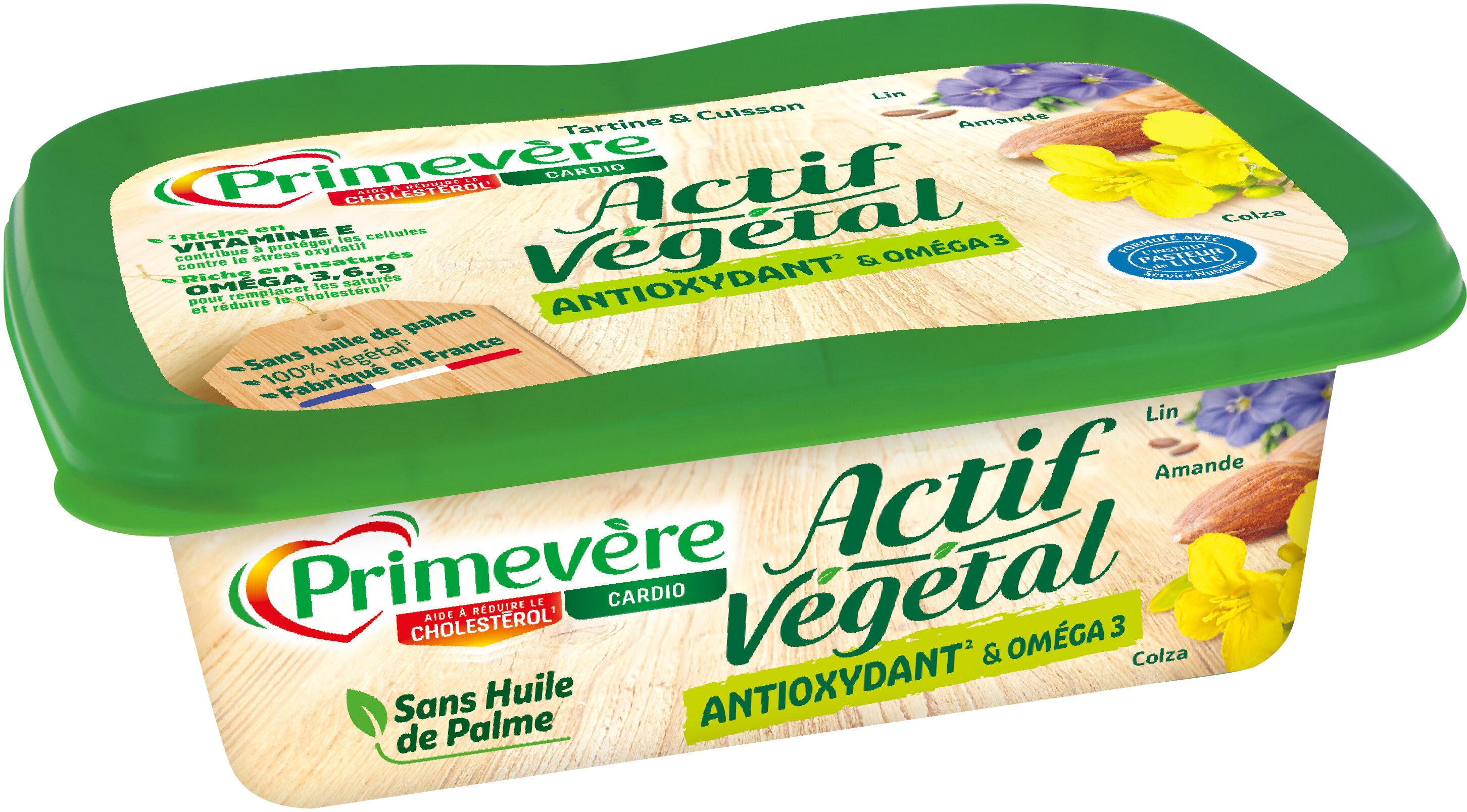 Beurre Actif végétal - Produkt - fr