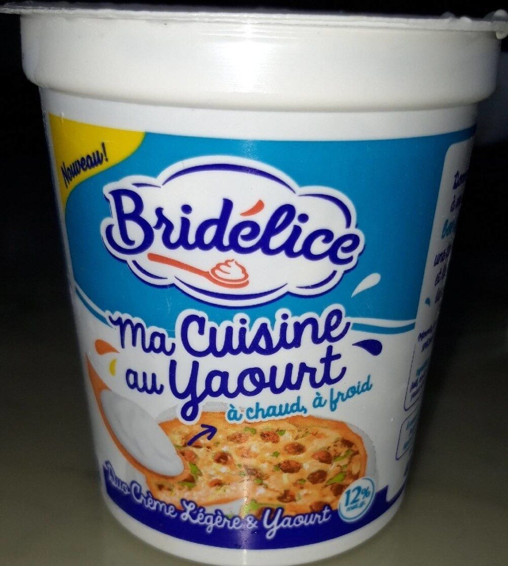Bridelice ma cuisine au yaourt - Product