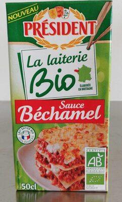 Sauce béchamel Président Bio - Product