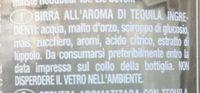 Bière - Tequila - Ingredienti - it