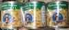 Haricots beurre coupés fins - Produit