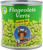 Flageolets Verts Jean Nicolas, Extra Fins 1 / 2 - Product