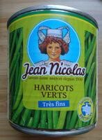 Légume Jean Nicolas Flageolets Fins - Produit - fr