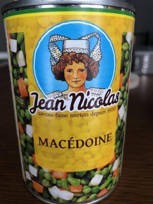 Macédoine - Produit - fr