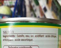 Salsifis - Ingrédients - fr