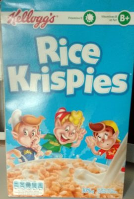 Rice Krispies - Produkt