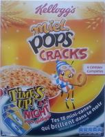 Miel Pops Cracks - Produit