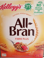 All-Bran Fibre Plus - Product