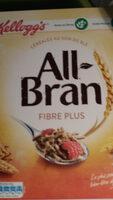 All Bran fibre plus - Product - fr