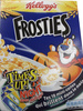 Frosties - Time's up ! - Produit